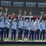 Primera medalla para argentina en los Juegos Olímpicos