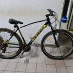 Recuperan bicicleta con una entrega controlada