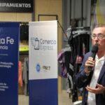 La provincia presentó el programa Comercio Express en Rosario